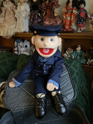 Police puppet for Sale in Aurora, CO