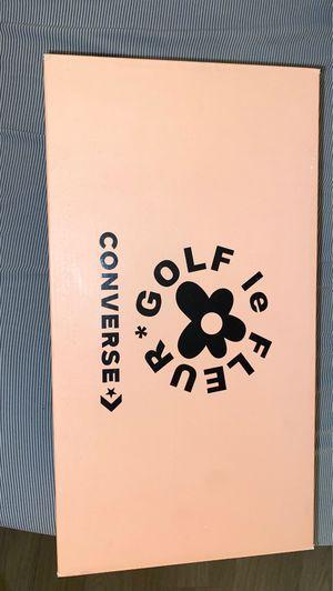 Golf le Fleur converse red & blue women's size 7 for Sale in Goodyear, AZ