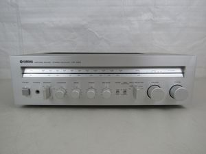 Vintage Yamaha CR-240 Natural Sound Stereo Receiver for Sale in Springfield, VA