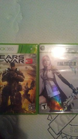 Xbox 360 games for Sale in Evergreen, CO