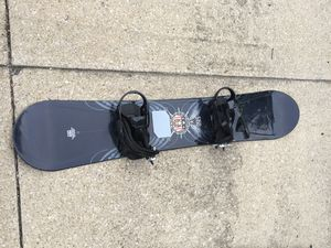 Snowboard & Bag for Sale in Olmsted Falls, OH