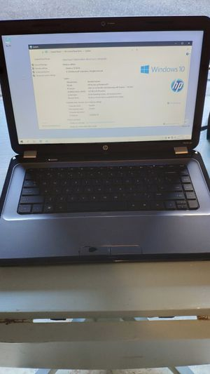 """HP laptop 15.6"""" display, 4gb RAM, 500gb HDD, windows 10 for Sale in Rockville, MD"""