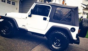GOOD 2003 Jeep Wrangler Available $1000$ for Sale in McKinney, TX