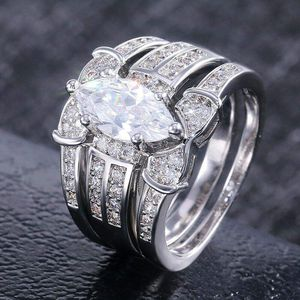 Silver plated ring set size 8 for Sale in Staten Island, NY