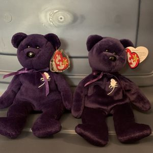 Princess D beanie Babies for Sale in Bradenton, FL