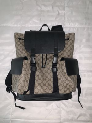 Gucci backpack Supreme soft GG for Sale in Brick Township, NJ