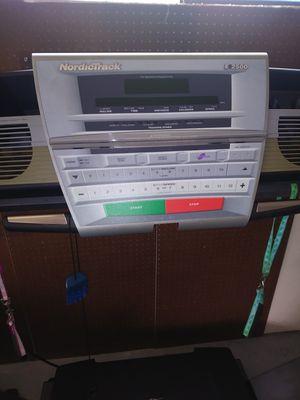 Nordictrack E 2500 Treadmill for Sale in Everett, WA