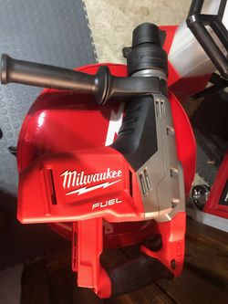 Milwaukee 1 9/16 sds max rotary hammer drill for Sale in Blue Springs,  MO