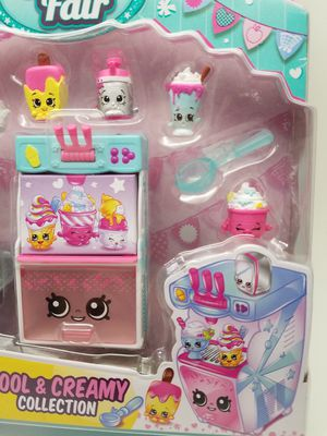 Shopkins Cool and Creamy Collection for Sale in Phoenix, AZ