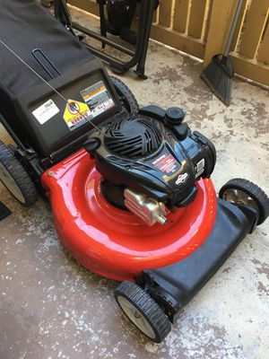 "Brand new Briggs & Stratton 21"" lawn mower for Sale in San Diego, CA"
