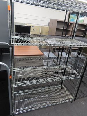 NSF-Alera metal wire shelving for Sale in Houston, TX