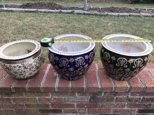 Flower pots for Sale in Dartmouth, MA