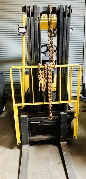 hyster electric forklift double mast for Sale in San Diego, CA