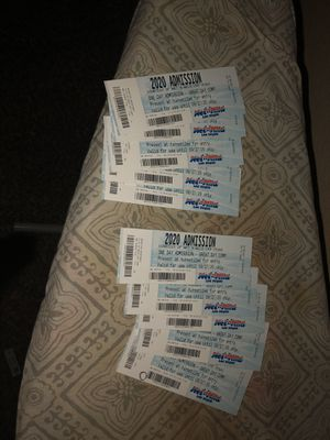 Wet n Wild Tickets for Sale in North Las Vegas, NV