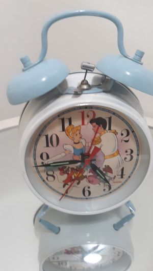 Vintage Sunbeam Cinderella Clock for Sale in Buena Park, CA