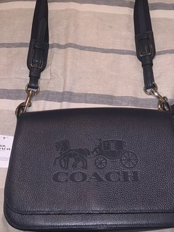 Coach Jes Messenger Crossbody Leather Bag for Sale in Richmond,  CA
