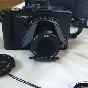 Camera Panasonic LX7 for Sale in Plantation, FL