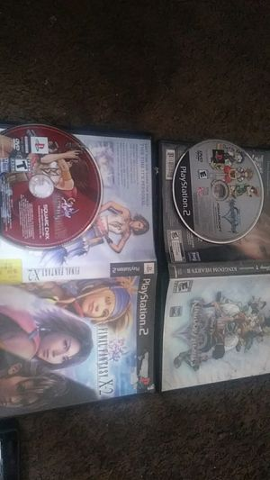 PS2 Games for Sale in Phoenix, AZ