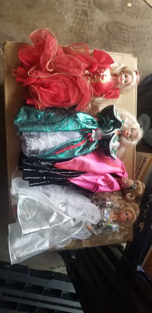 Holiday Barbies for Sale in Idaho Springs, CO