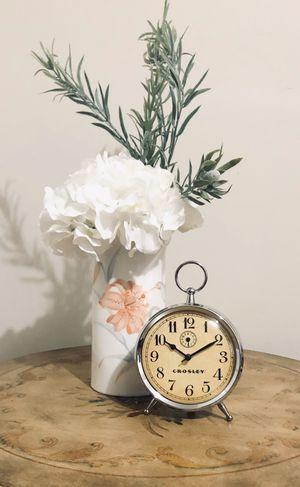 Vintage Retro Style Crosley Desk Alarm Clock Watch NEW in Box for Sale in Miami, FL