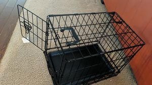 Small Dog Crate up to 9-10 lbs for Sale in Bowie, MD