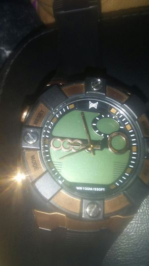 Tapout chronograph watch new needs battery paid $147 selling for $40 obo for Sale in Montclair, CA