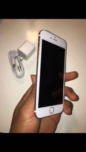 💎Unlocked to any carrier💎 Rose gold iphone 6s 32GB for Sale in Adelphi, MD