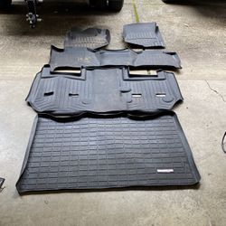 GMC Yukon Denali Mats Weather Tech for Sale in Olympia,  WA