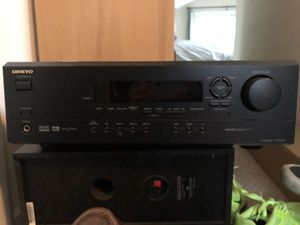 Onkyo surround sounds system for Sale in Portland, OR