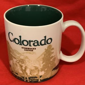 Collectible Starbucks Coffee Cup - Colorado for Sale in Stevenson Ranch, CA