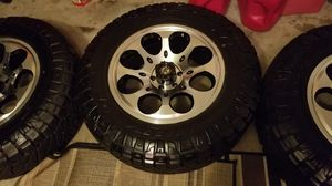 "BRAND NEW NITTO GRAPPLERS on 20"" AMERI for Sale in GRANT VLKRIA, FL"