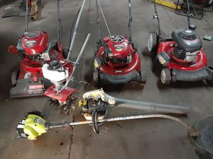 Lawn care equipment for sale for Sale in Baltimore, MD