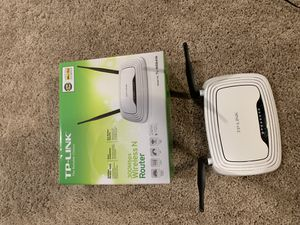 Router and modem for Sale in Columbus, OH