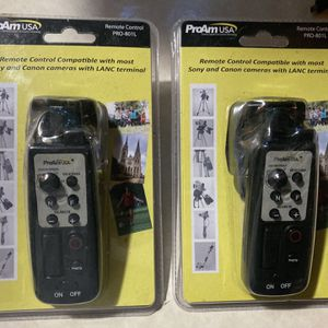 Remote Control Sony Canon Cameras for Sale in Durham, NC