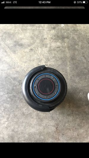HOVERBOARD (Bluetooth speakers and lights on it) for Sale in Fontana, CA