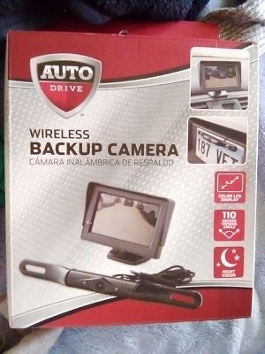 SELLING WIRELESS BACK-UP CAMERA for Sale in Lodi, CA