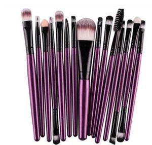 20pcs/set Makeup Brush Set tools Make-up Toiletry Kit Wool Make Up Brush Set Stylish for Sale in Miami, FL