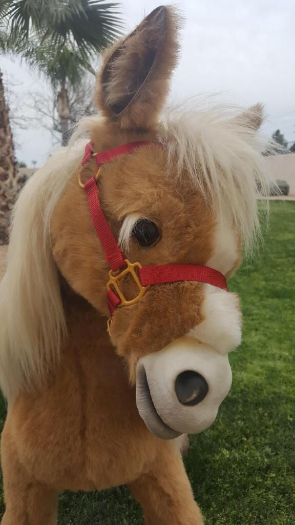 Furreal Friends Butterscotch Pony