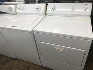 🔥KENMORE TOP LOAD WASHER AND GAS DRYER SET🔥 for Sale in Corona, CA
