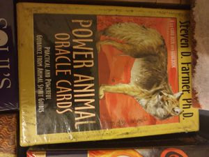 Power Animal Oracle Cards for Sale in Plattsburgh, NY