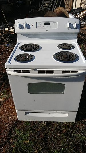 Free Electric General electric stove for Sale in Concord, CA