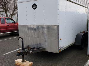 Wells Cargo 14' enclosed trailer for Sale in Lynnwood, WA