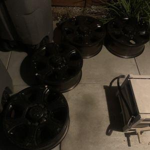 Ram 2500 3500 20 Inch Rims Wheels Dodge 8 Lugs for Sale in Dublin, CA