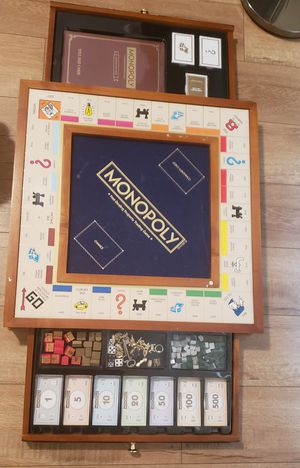 Jumbo Monopoly Game Board for Sale in Los Angeles, CA