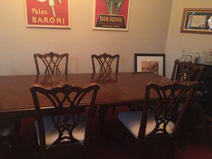 Heirloom Dining Room Set for Sale in San Ramon, CA