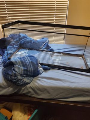 Reptile tank for Sale in Tyler, TX