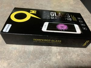 Premium iPhone X/XS/11Pro Tempered Glass Screen Protector for Sale in Grand Prairie, TX