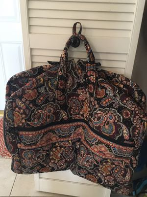 Vera Bradley Garment Bag Excellent Condition for Sale in Sunrise, FL