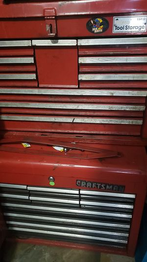 Craftsman tool box for Sale in Austin, TX