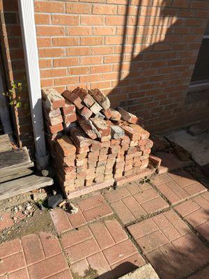 Free bricks for Sale in Irvington, NY